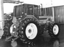Trattore SAME Galaxy 170 a 4 ruote motrici