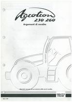AGROTRON 230 - 260 - Argomenti di vendita