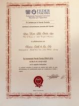 Riconoscimento di Novità Tecnica EIMA 2018 - Isobus in vineyard