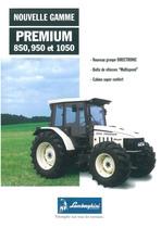 Nouvelle Gamme PREMIUM 850 - 950 et 1050