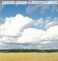 DEUTZ-FAHR-LANDTECHNIK
