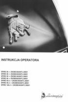 SPIRE 80 ->ZKDBC00200TL30001 - SPIRE 80 ->ZKDBD20200TL30001 - SPIRE 90 ->ZKDBC40200TL30001 - SPIRE 90 ->ZKDBD60200TL30001 - SPIRE 90.4 ->ZKDBC80200TL30001 - SPIRE 90.4 ->ZKDBE00200TL30001 - SPIRE 100.4 ->ZKDBE40200TL30001 - Instrukcja operatora