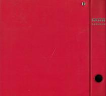 FAHR KM 20/22/22C/24/25/400T/400TC - HD 300/360/400/500 - Reparaturleitfaden / Repair Manual / Manual de Reparaciones / Manuel de Réparations