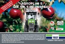 AGROPLUS S. / Die nr. 1 im Obstbau
