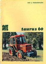 TAURUS 60 - Uso y manutencion