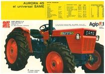 AURORA 45 - 4 RM