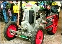 Rassegna fieristica celebrativa di trattori Hürlimann - TV Svizzera
