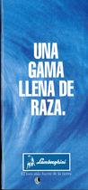 UNA GAMA LLENA DE RAZA