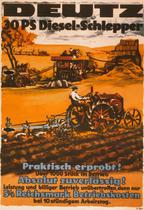 [Deutz] catalogo pubblicitario del trattore MTZ 220