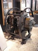 Motore Nautico B8 110 Brevetto Cassani