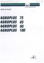 AGROPLUS 75-85-95-100 - Manual de taller