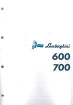 600 - 700 - Manual deTaller