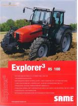 EXPLORER 3 85 - 100
