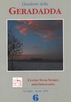 Quaderni della Geradadda - Centro Studi Storici della Geradadda - Volume 6, Banca di Credito Cooperativo di Treviglio e della Geradadda, 2000