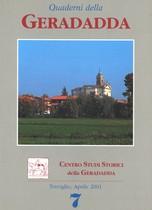 Quaderni della Geradadda - Centro Studi Storici della Geradadda - Volume 7, Banca di Credito Cooperativo di Treviglio e della Geradadda, 2001