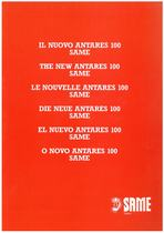 Il nuovo Antares 100/The new Antares 100/Le nouvelle Antares 100/Die Neue Antares 100/El nuevo Antares 100/O novo Antares 100