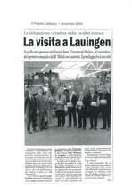La visita a Lauingen