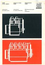 SA 1152-1153-1154 - Spare parts catalogue / Instructions et pièces détachées / Betriebsanweisungen und Ersatzteile