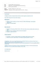 Rassegna stampa Museimpresa, settembre 2010