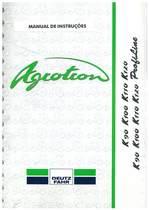 AGROTRON K 90-100-110-120 K PROFILINE - Uso e Manutenção