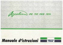 AGROTRON 80-90-100-105 - Libretto Uso & Manutenzione