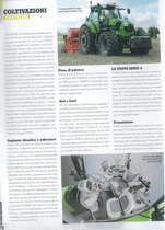 Macchine per l'agricoltura di domani