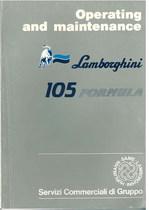 105 FORMULA - Operating and Maintenance