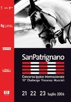 Deutz-Fahr: sponsorizzazione del concorso ippico Internazionale San Patrignano, 21-23 luglio 2006