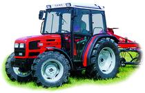[SAME] trattore Argon 50 con andanatore