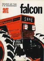FALCON - Libretto uso & manutenzione