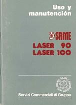 LASER 90 - 100 - Uso y manutencion