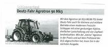 Deutz-Fahr Agrotron 90 Mk3