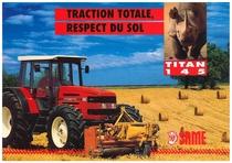 TITAN 145: Traction Totale, respect du sol
