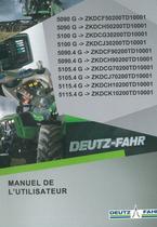 5090 G ->ZKDCF50200TD10001 - 5090 G ->ZKDCH50200TD10001 - 5100 G ->ZKDCG30200TD10001 - 5100 G ->ZKDCJ30200TD10001 - 5090.4 G ->ZKDCF90200TD20001 - 5090.4 G ->ZKDCH90200TD20001 - 5105.4 G ->ZKDCG70200TD20001 - 5105.4 G ->ZKDCJ70200TD20001 - 5115.4 G ->ZKDCH10200TD20001 - 5115.4 G ->ZKDCK10200TD20001 - Manuel de l'utilisateur