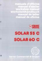 SOLAR 55 C - 60 C - Manual de oficina