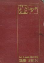 ARIETE T - Catalogo Parti di Ricambio / Catalogue de pièces de rechange / Spare parts catalogue / Ersatzteilliste / Lista de repuestos