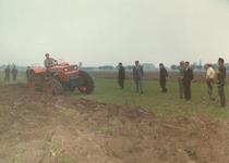 Prove eseguite con il trattore SAME Buffalo a Grossolengo (Piacenza)