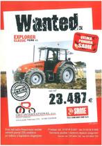 Wanted EXPLORER CLASSIC 75 - 95 KS