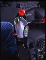 [Deutz-Fahr] particolari interno cabina trattore serie Agrotron
