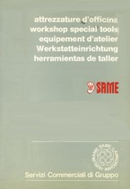 Attrezzature d'officina / Workshop special tools / Equipement d'atelier / Werkstatteinrichtung / Herramientos