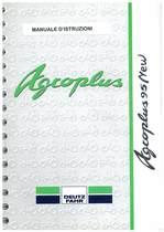 AGROPLUS 95 NEW - Uso e manutenzione