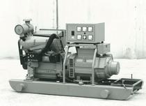 Motore SAME/ADIM a 3 cilindri per gruppo elettrogeno