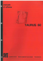 TAURUS 60 - Manuale d'officina