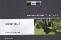 5690 HTS COM 3 - Original-Ersatzteilkatalog
