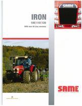 IRON 100 - 110 - 120