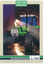 AGROSTAR 6.61 The tractor specialists