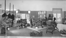 Fiera di Milano - Stand Same, 1964 - Motori industriali 6 e 8 cilindri a V