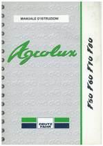 AGROLUX F 50-60-70-80 - Libretto Uso & Manutenzione