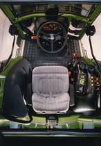 [Deutz-Fahr] cabina trattore Agroplus gamma 75-85-95-100