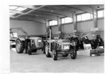 Fiera delle Macchine Agricole a Losanna - Stand Same